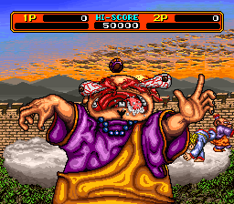 Hachoo! Arcade Moments later