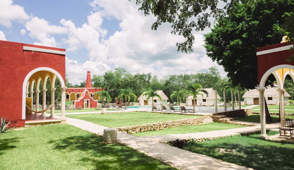 Hotel Hacienda Ticum Hotel Hacienda Ticum