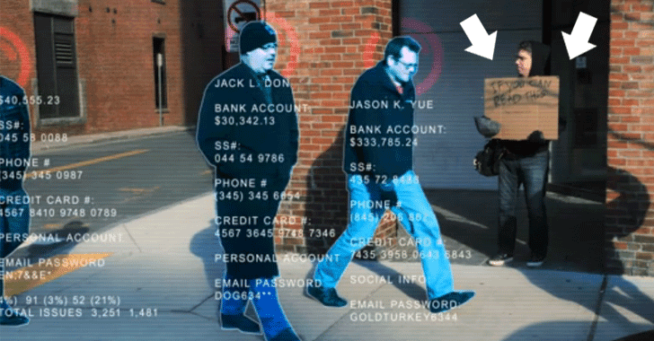 Hacker Shows How Easy It Is To Hack People While Walking Around in Public