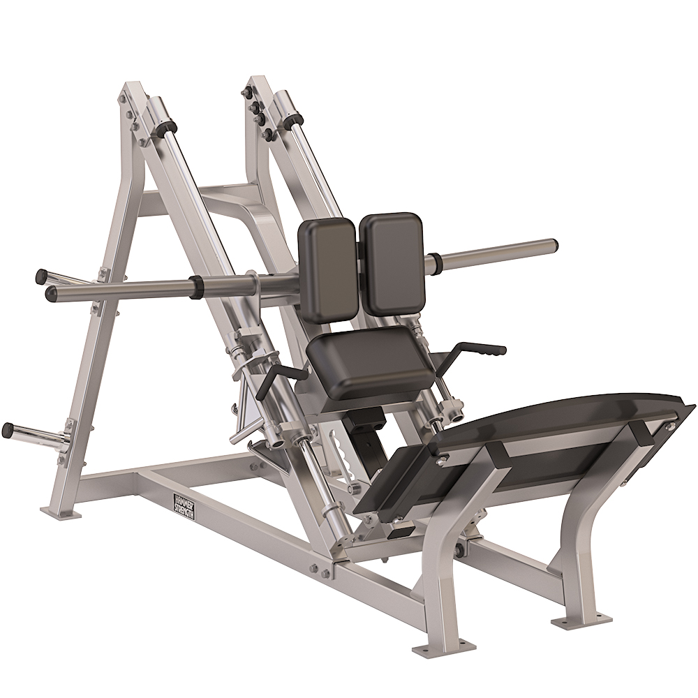Hammer Strength PL Linear Hack Press