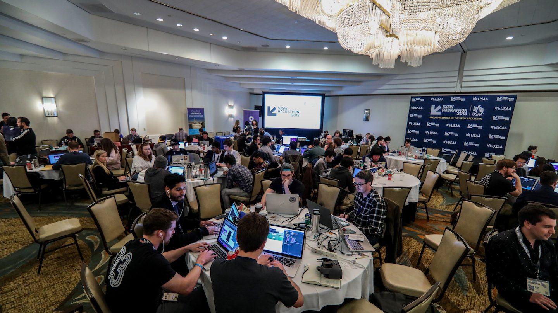 2018 Hackathon - Photo by Randy & Jackie Smith
