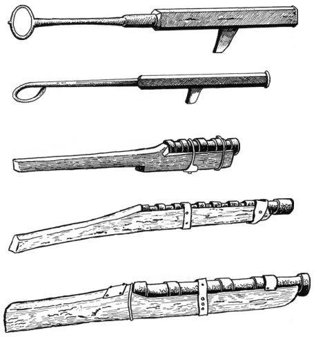 Hackbut, or Hook Gun, or Handgonne