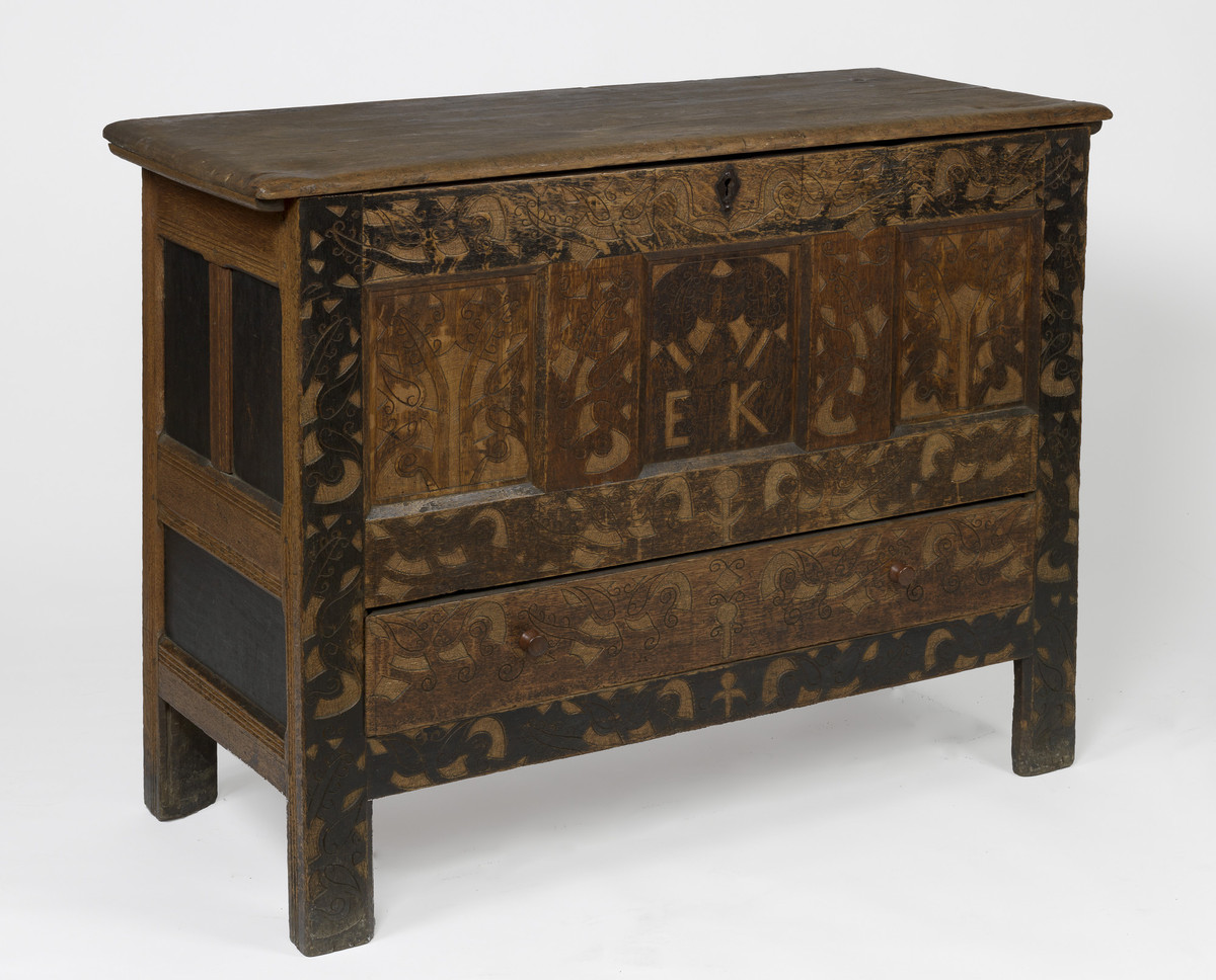 Hadley Chest; Dower Chest; Chest With Drawer
