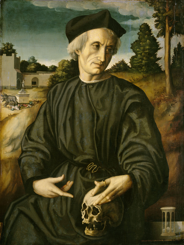 Archivo:Papst Hadrian VI., Bacchiacca.jpg