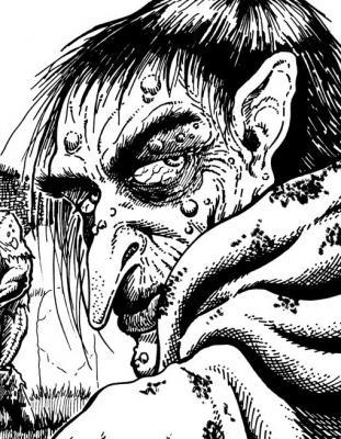 Monstrous Hybrids: Hag-Born