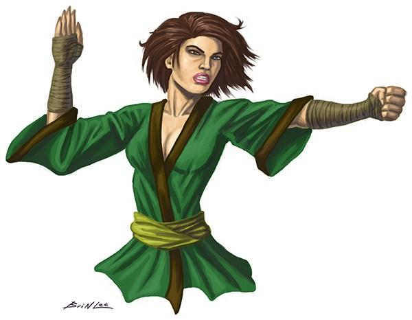 hagborn monk