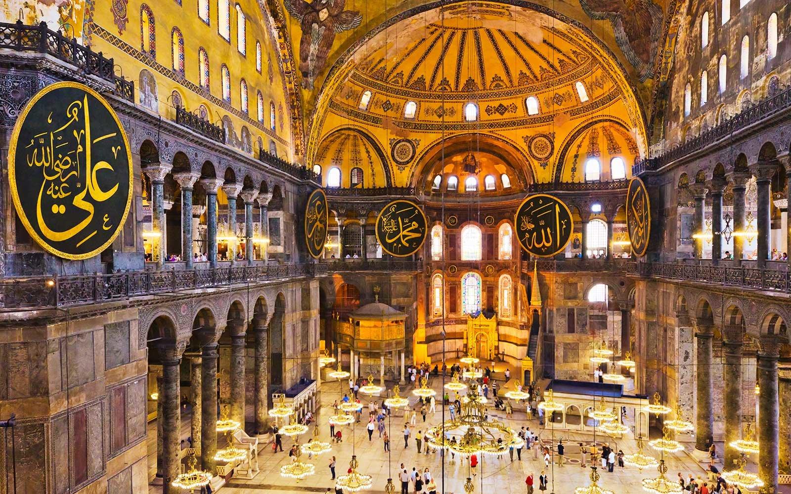 Secrets of the Hagia Sophia