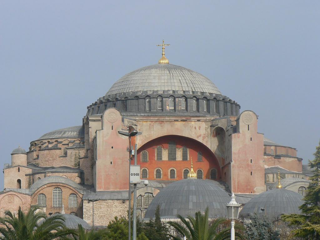 hagia sophia, cathedral of