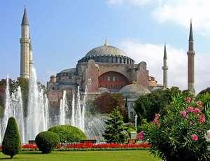 Istanbul: Hagia Sophia