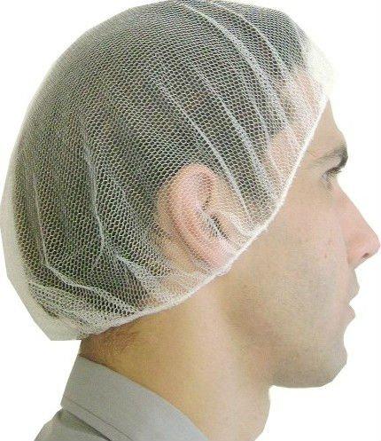 disposable nylon hair nets
