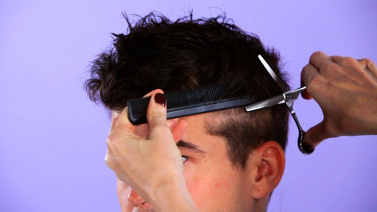 How to Cut Hair Short | Hair Cutting