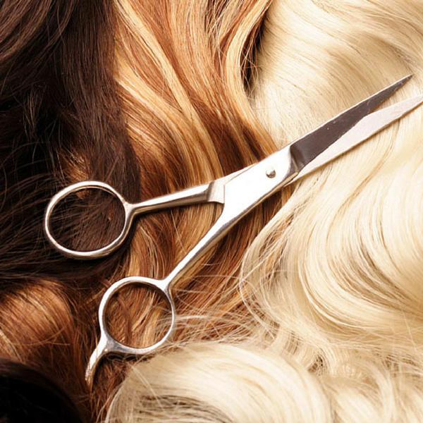 Basic hair cutting