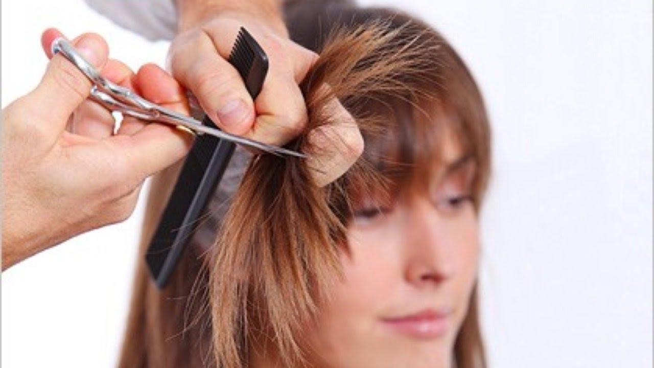 Advanced Hair Cutting Tutorial - New Haircutting Technique