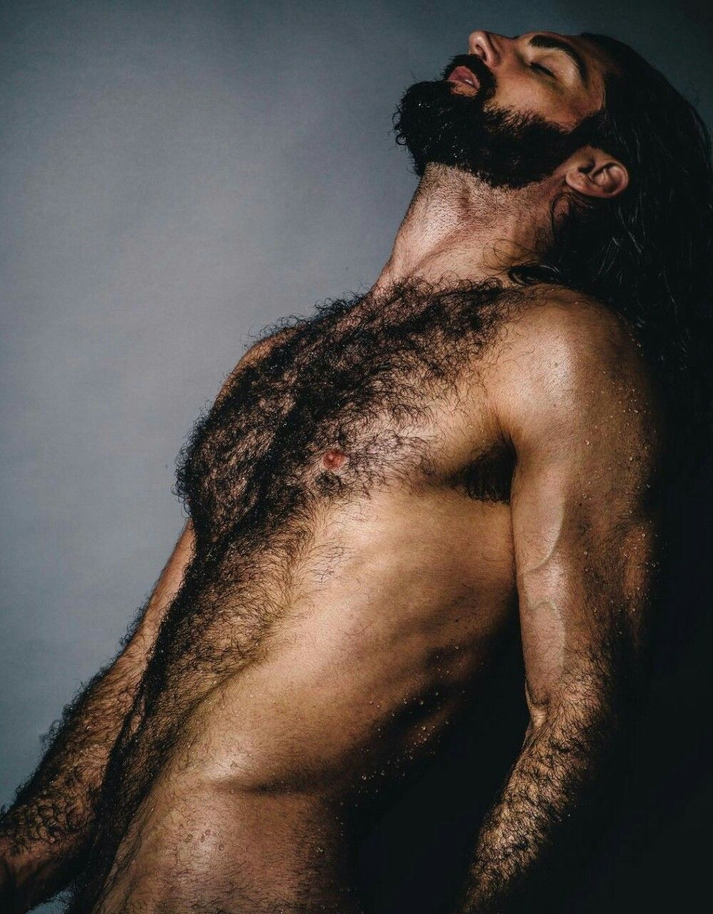 Hairy Guys Are The Hottest! : Photo More