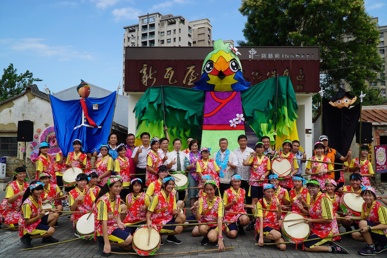 A Hakka festival in Hsinchu