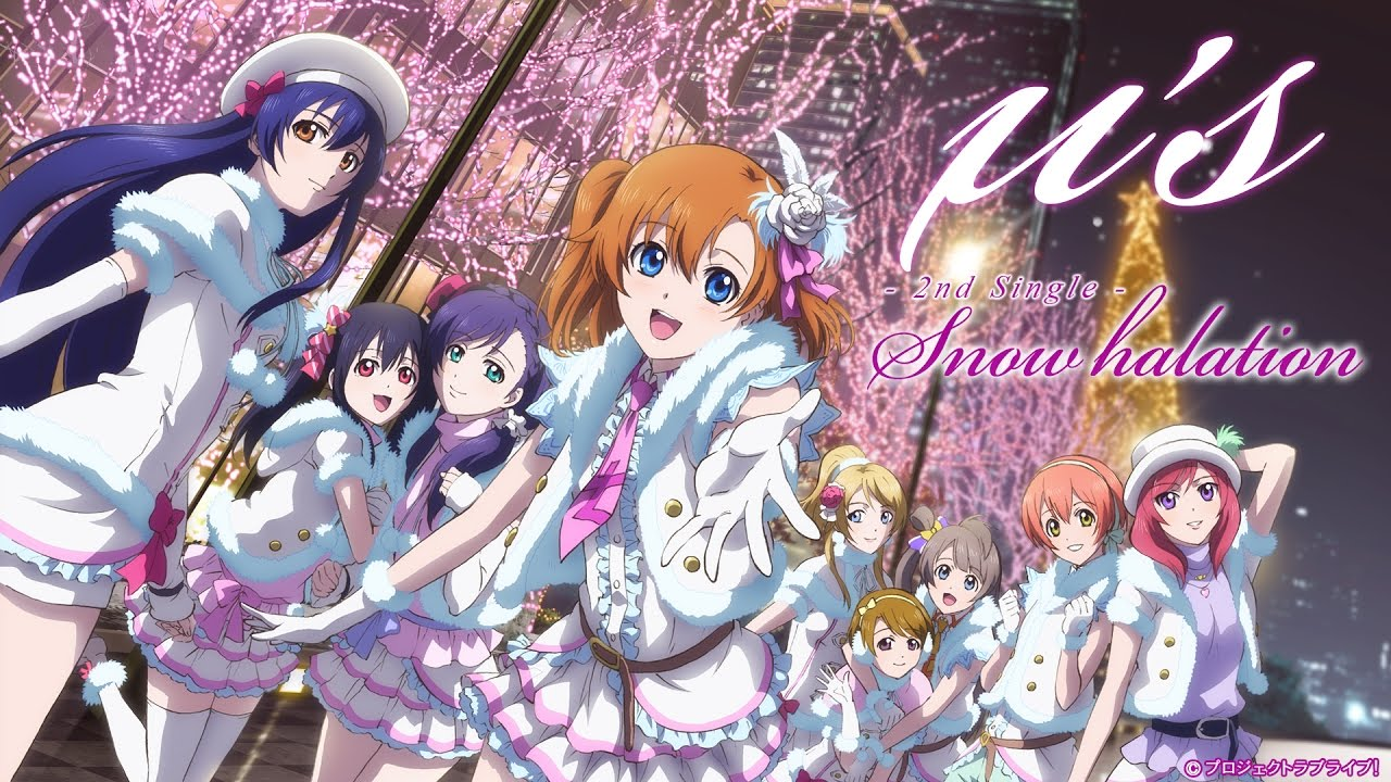 Snow halation 【Thai/English Subtitles】 - YouTube