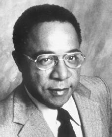 Alex Haley. Reproduced by permission of the Corbis Corporation.
