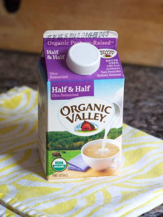 What Is Half-and-Half Made Of?