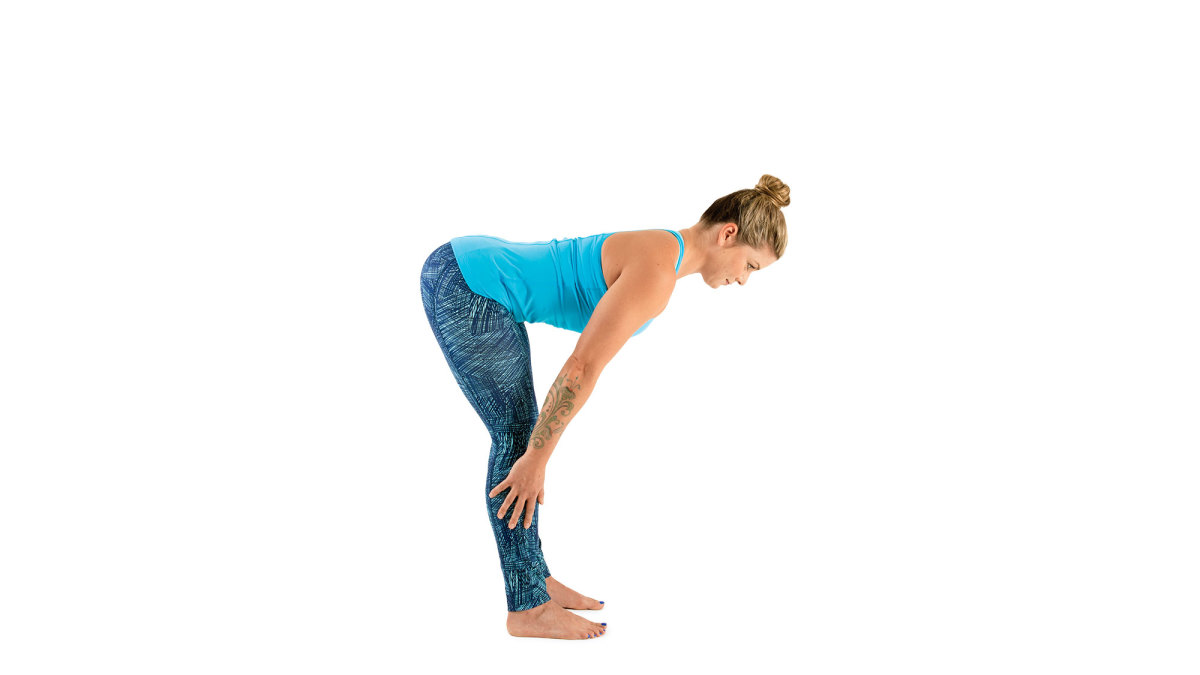 Standing Half Forward Bend: Step-by-Step Instructions