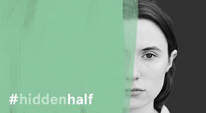 Hidden Half campaign