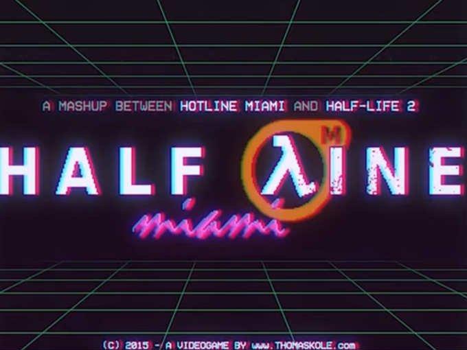 half-line