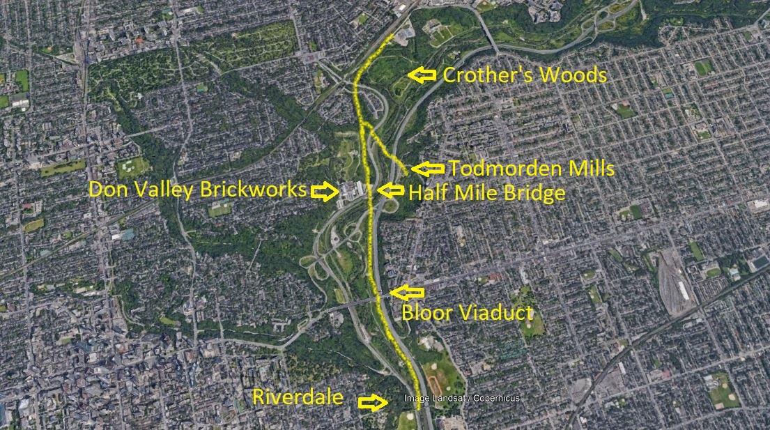 Half Mile Trail