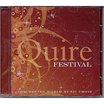 HALF PRICE - Quire Festival CD