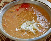 Halicot. Djibouti food