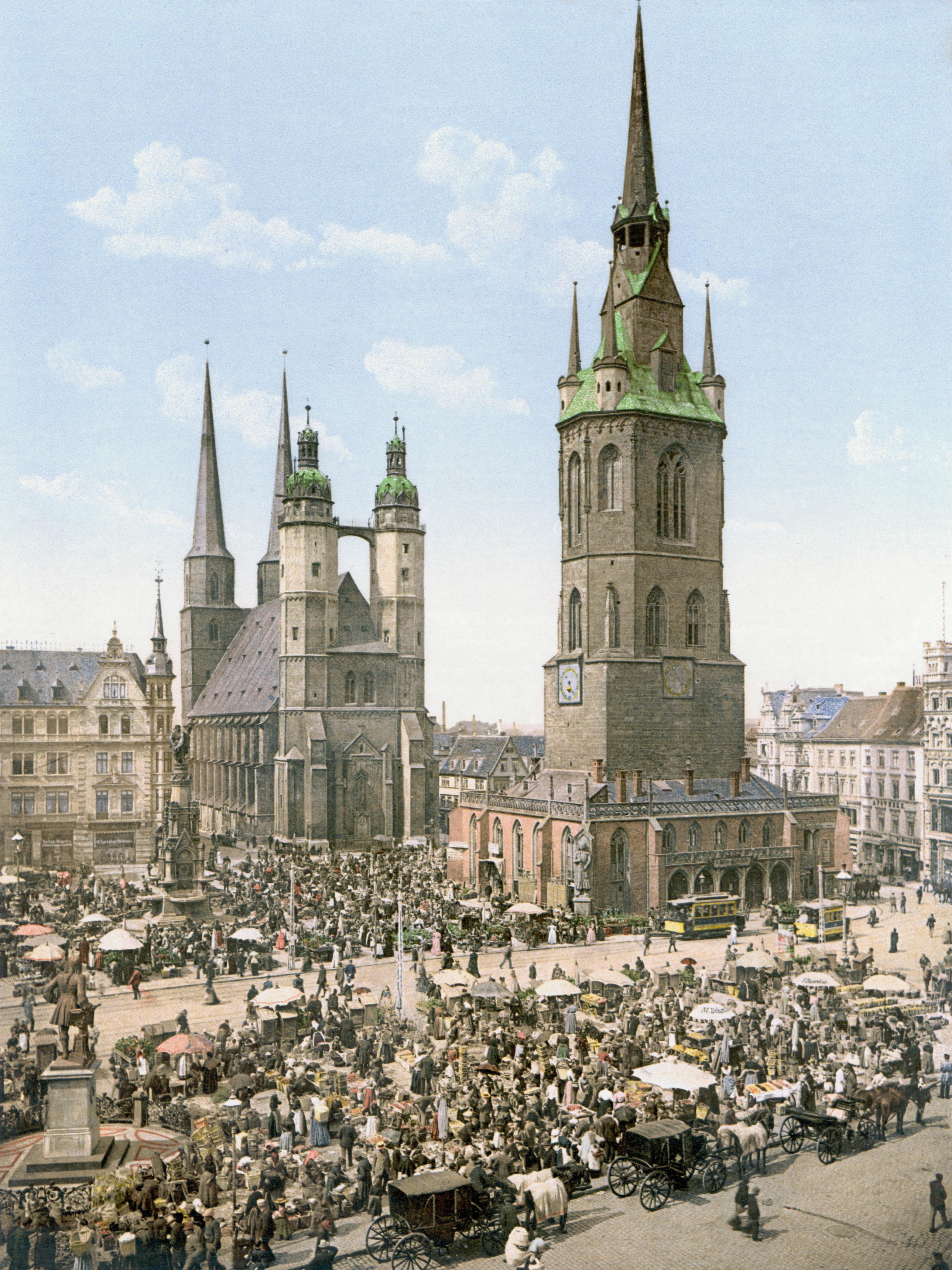File:Halle Saale um 1900.jpg