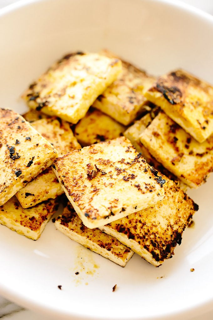 Vegan Halloumi Cheese