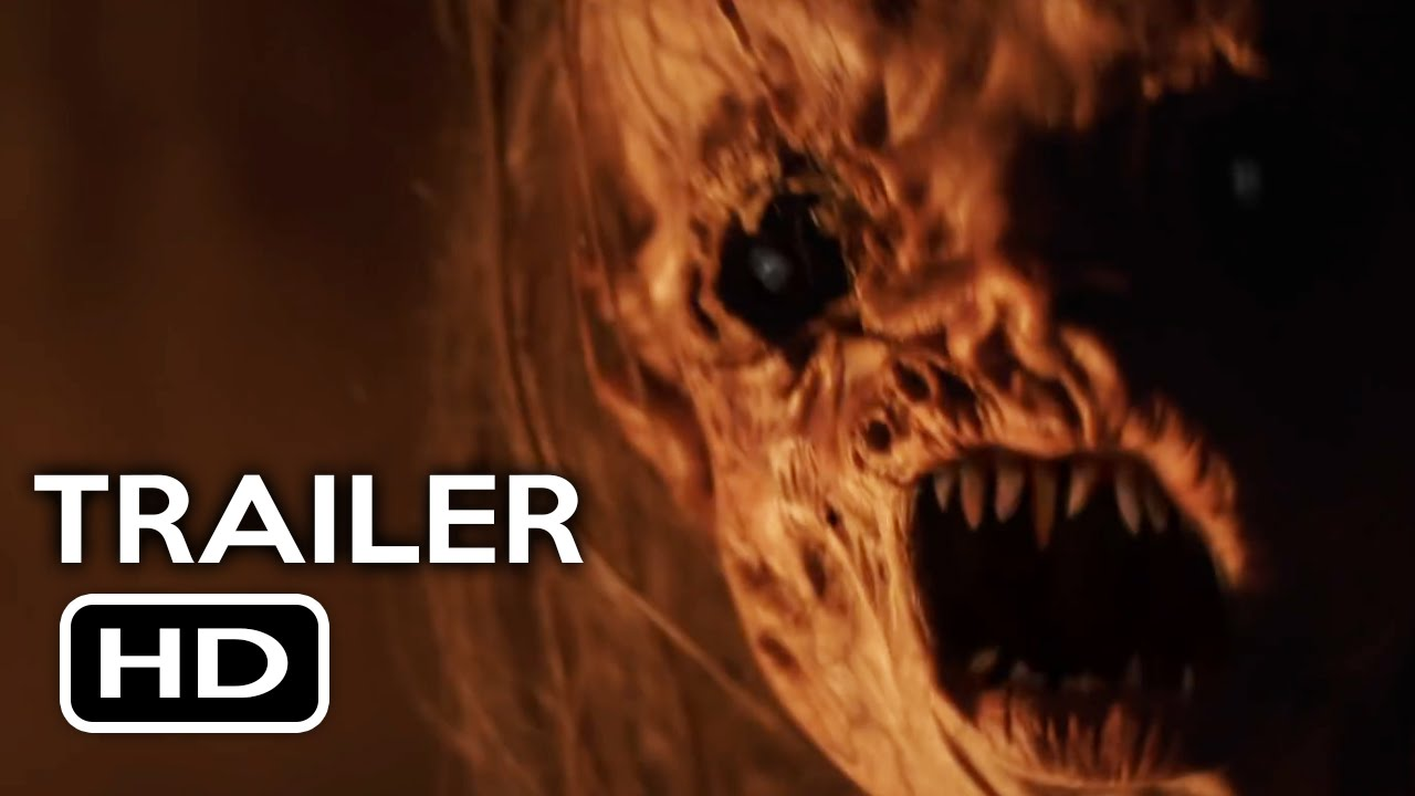 The Hallow Official Trailer #1 (2015) Joseph Mawle Horror Movie HD - YouTube