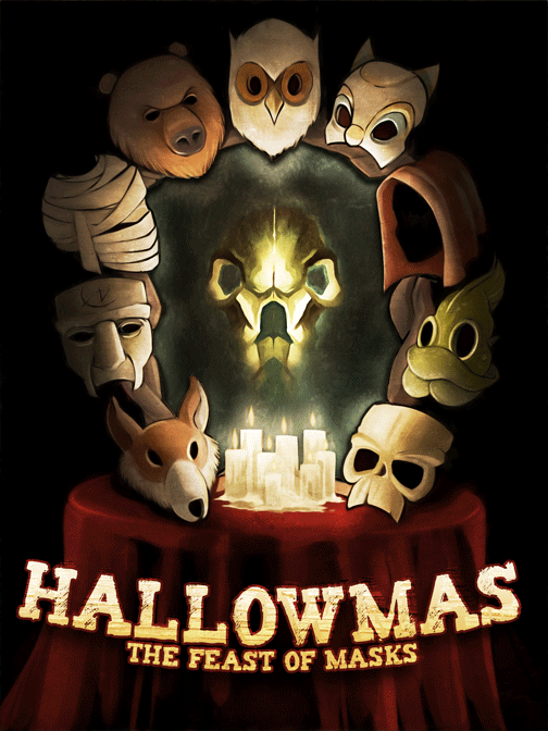 Hallowmas is here!