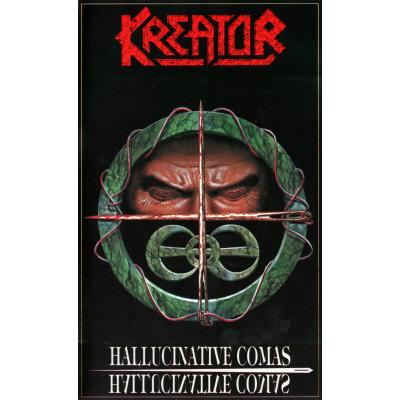 KREATOR - Hallucinative Comas (VHS)