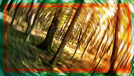 A hallucinogenic drug is one that changes the way a person sees, thinks  about,
