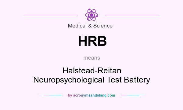 halstead-reitan battery