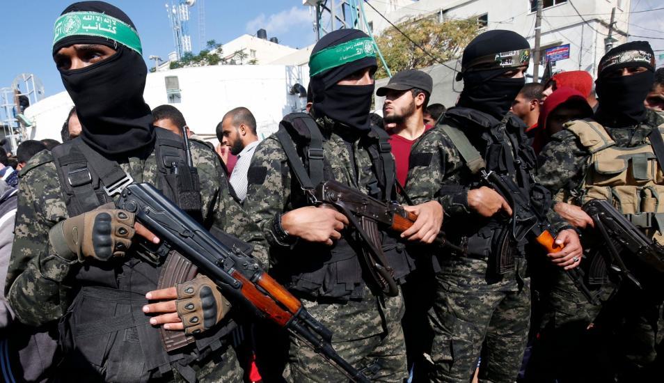 Israel   Hamas y otras milicias palestinas anuncian un acuerdo de alto el  fuego en Gaza. (AFP).