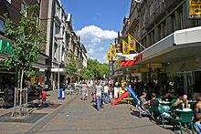 Calle Jaegerstraße
