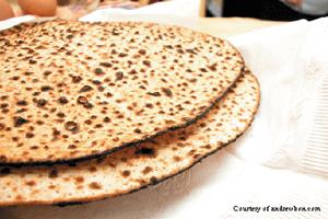 Hametz is puffed-up matza, whereas matza is simple hametz.