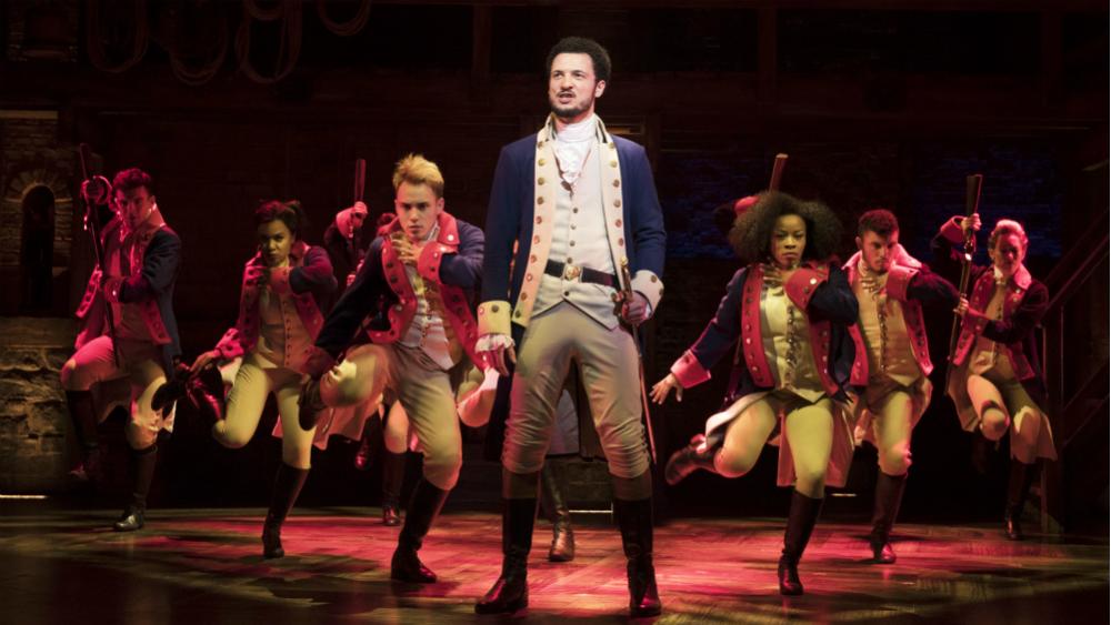 Hamilton review London