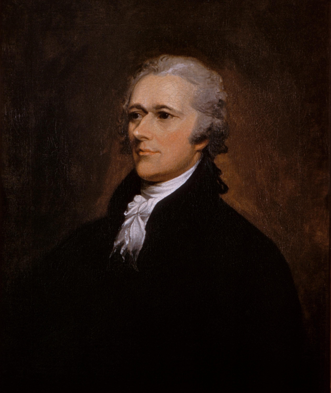 Archivo:Alexander Hamilton portrait by John Trumbull 1806.jpg