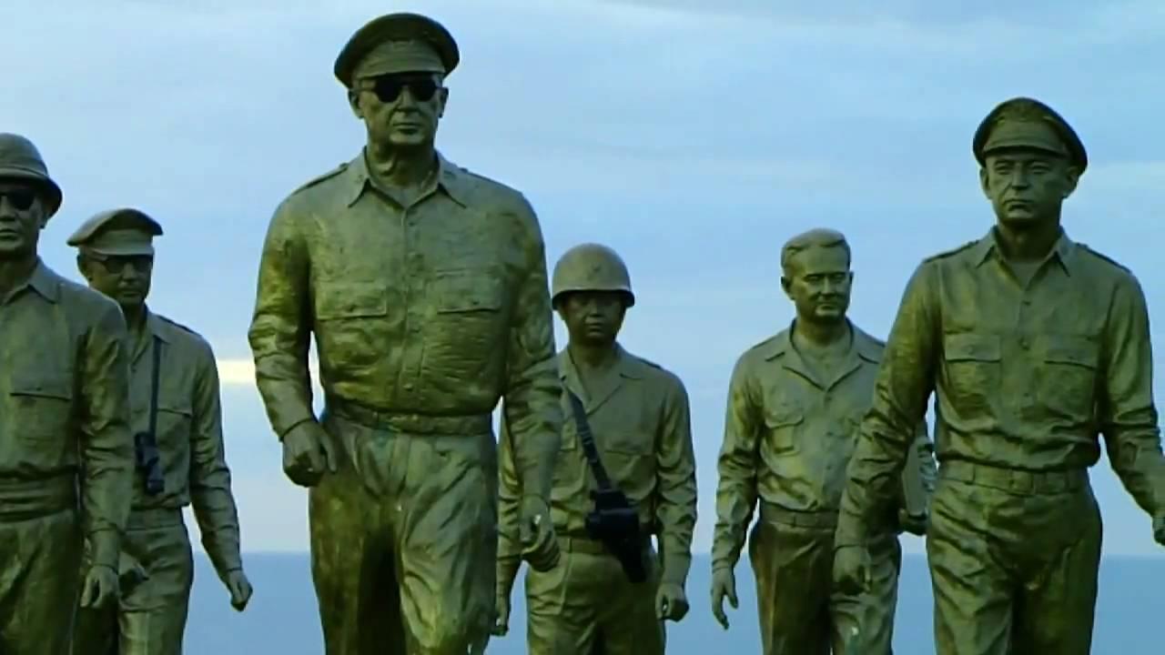 Douglas MacArthur: I Shall Return - YouTube
