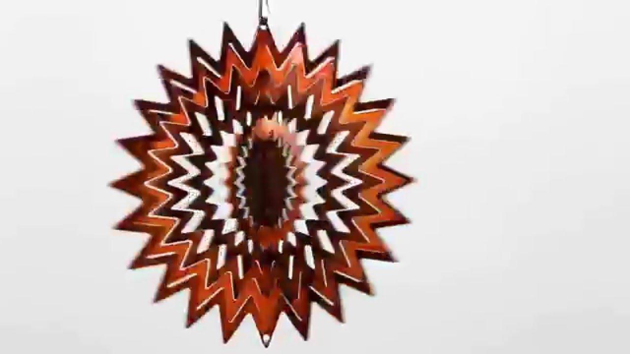 i-Spin Star Wind Spinner (Copper)