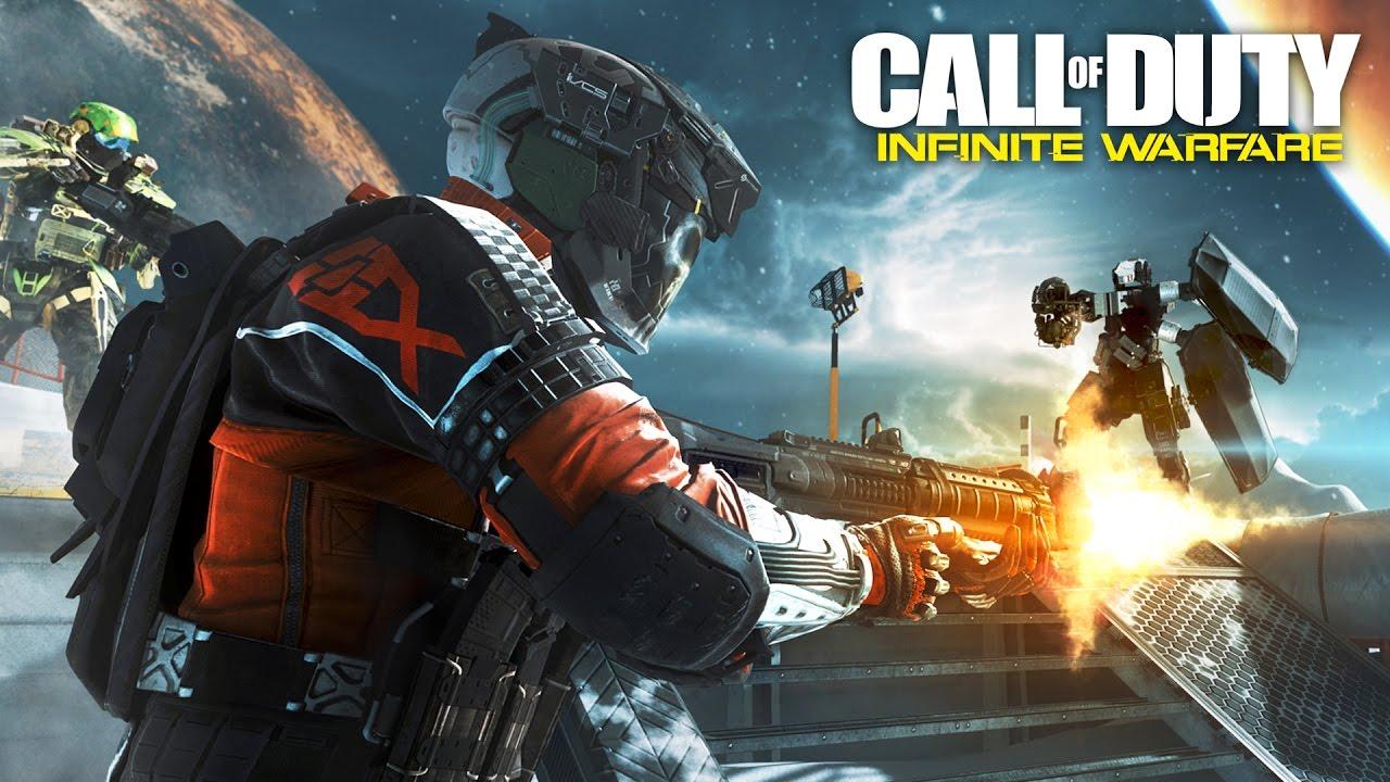 Call of Duty: Infinite Warfare BETA Multiplayer Gameplay! (COD IW  Multiplayer Gameplay) - YouTube