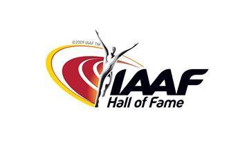 IAAF Hall of Fame Logo (IAAF) © Copyright