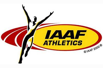IAAF Logo (c) © Copyright