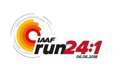 IAAF Run 24:1 (IAAF) © Copyright