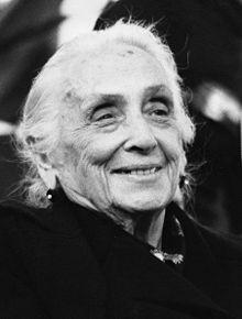 Retrato de Dolores Ibárruri en 1978.