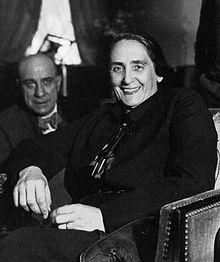 Dolores Ibárruri en 1936