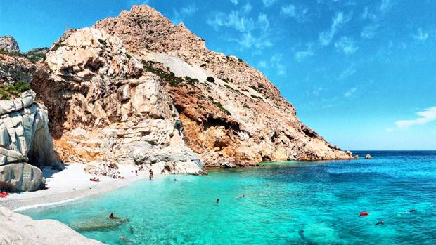 El Recreo La isla griega de Icaria