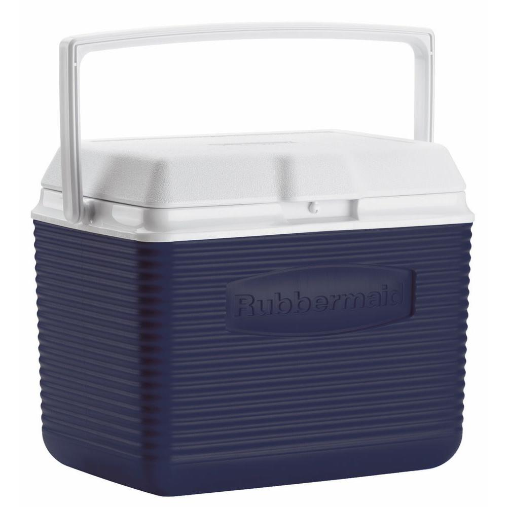 Blue Ice Chest Cooler